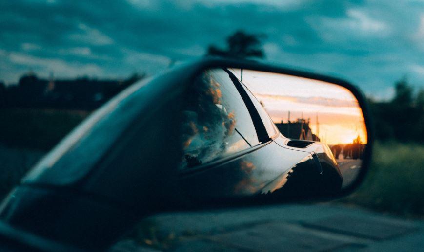 lusterko samochodowe